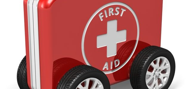 Travel Safe, Pack a First Aid Kit