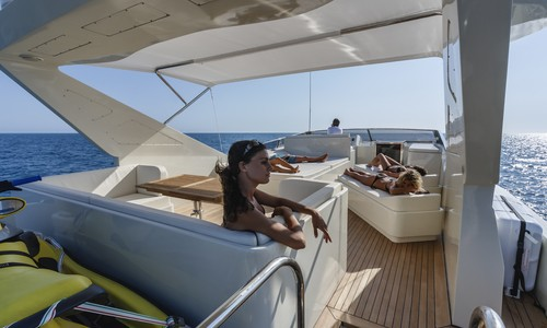 Luxury yacht charter, charter boat hire, game fishing charter