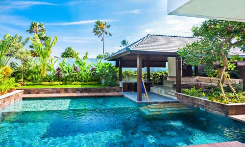 Sunset Villa Bali: Beautiful Asian Splendor