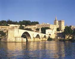 Road trip to Avignon, France