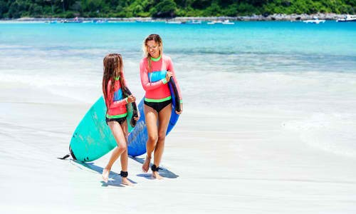 Finding the Perfect Surf Resorts for That Ultimate Surfing Experience